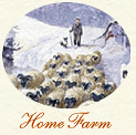 Home Farm Christmas Card cameo